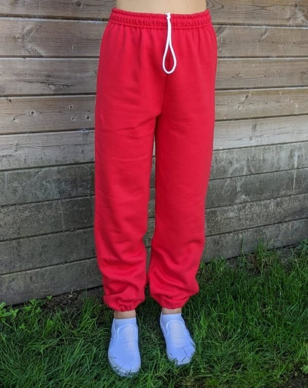 Sweatpants - Red