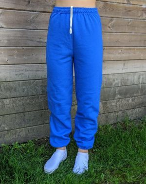 Sweatpants - Royal Blue
