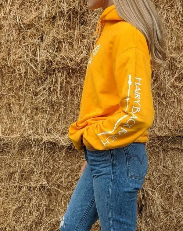 Pullover Hoodie - Gold