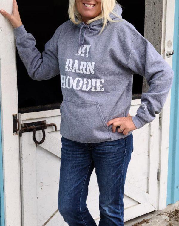 My Barn Hoodie - Graphite