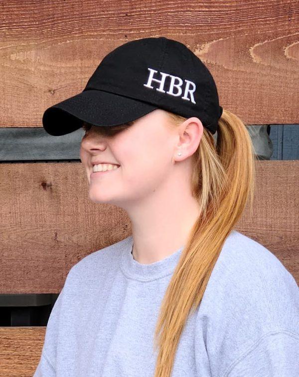 HBR Hat - Black