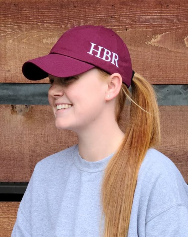 HBR Hat - Maroon