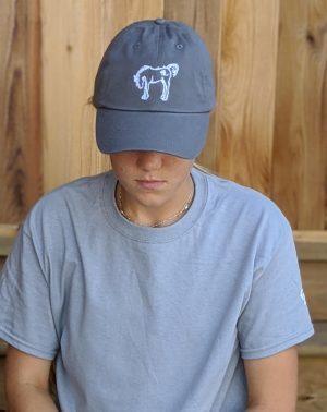 Adult Classic Hat - Charcoal