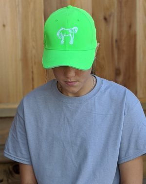 Adult Classic Hat - Safety Green