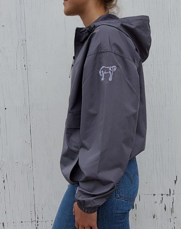 HBR Quarter Zip Champion Jacket