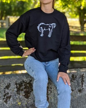 Original Crewneck - Black