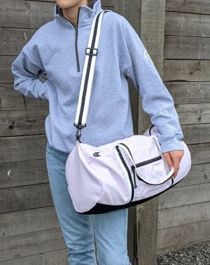 Champion 44L Duffel Bag – Light Pink