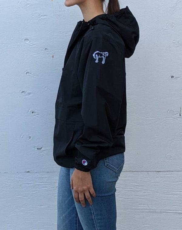 Full-Zip Jacket - Black