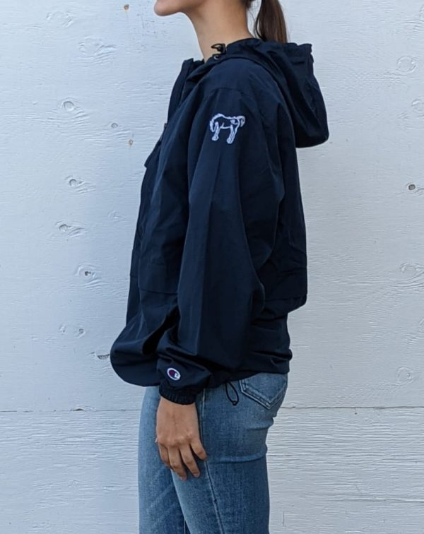 Full-Zip Jacket - Navy