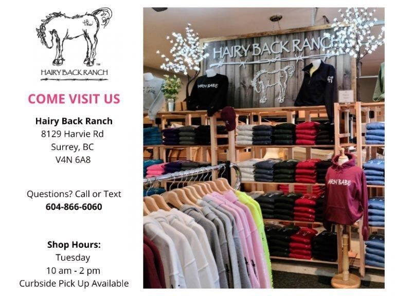 HBR Little Warehouse Pop Up Shop