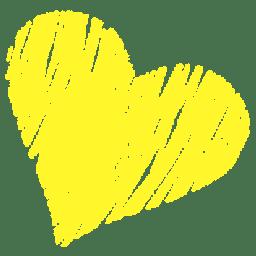 HBR Yellow Heart