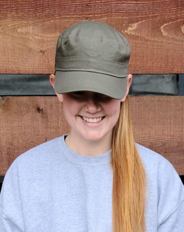 Lo Profile hat - Olive