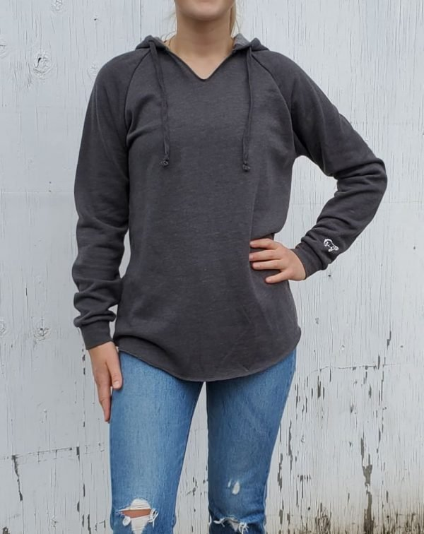 Ladies Soft Touch Hoodie