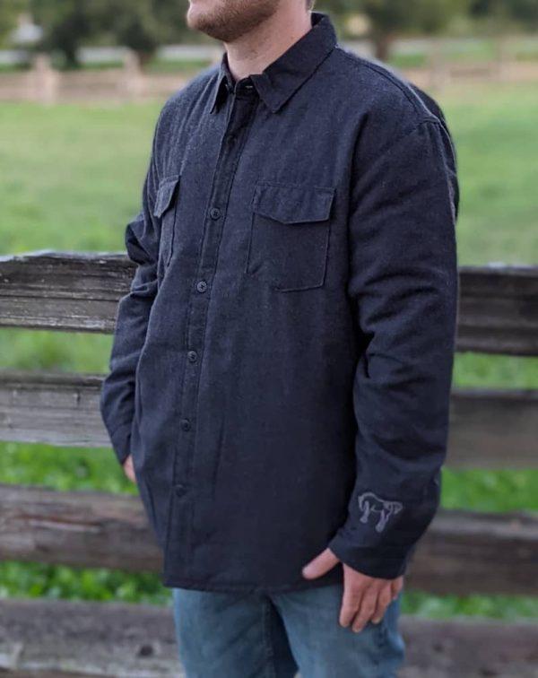 Men's Jacket - Black